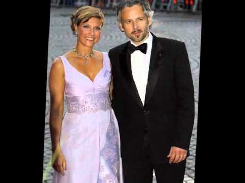 Princess Martha Louise of Norway and Ari Behn