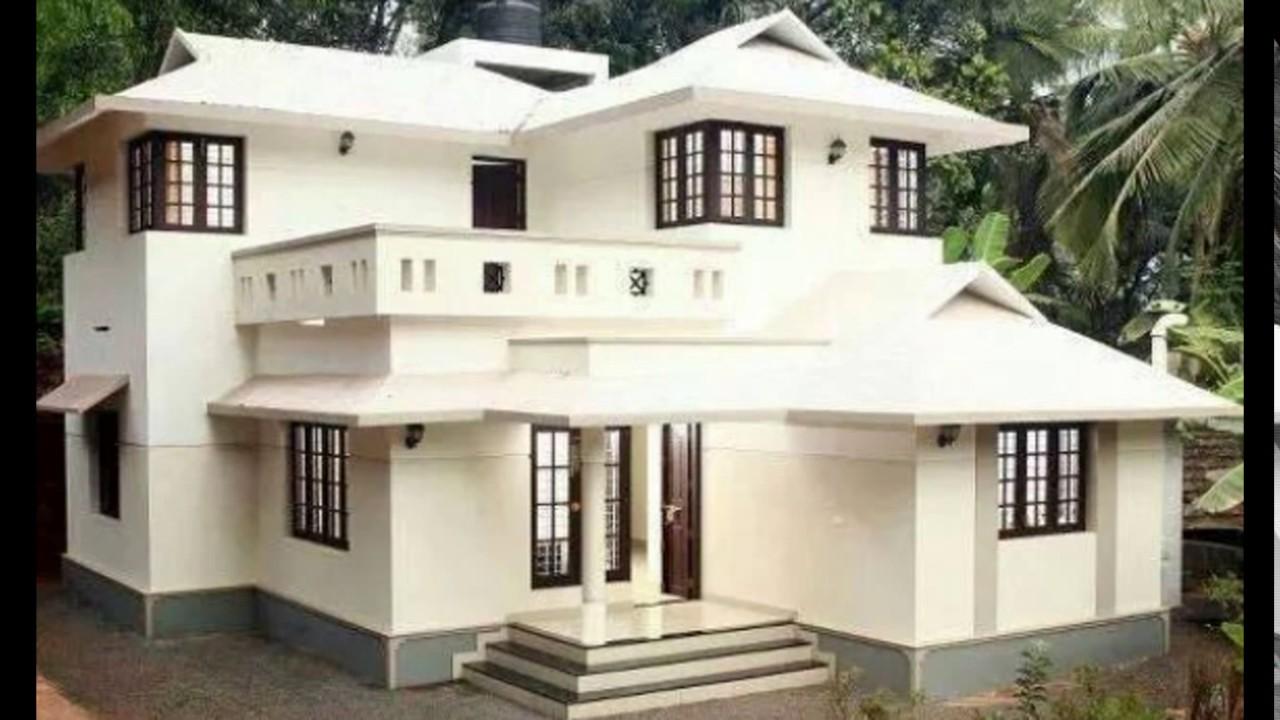 Kerala Style House Plans Youtube