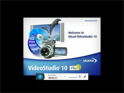 How to Install Ulead Video studio 10......