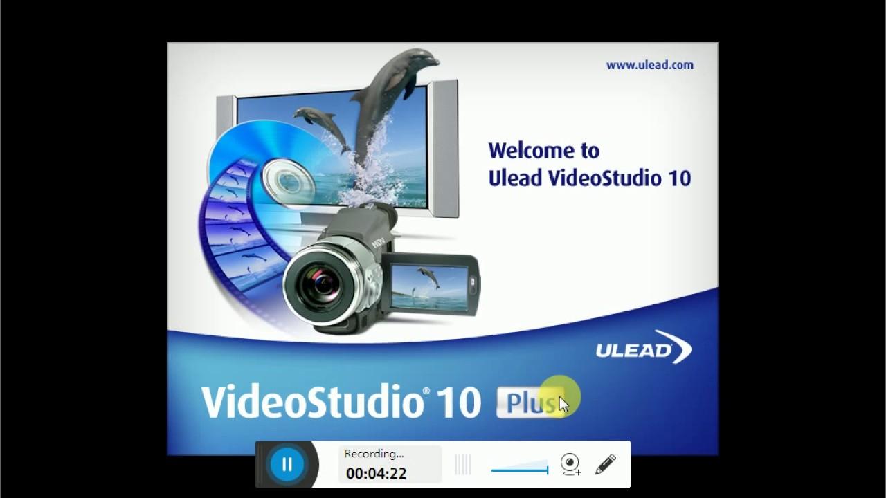 ulead video studio 10 download free