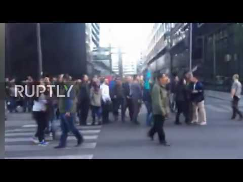 Belgium: Three Kurds stabbed outside Turkish Embassy in Brussels - reports