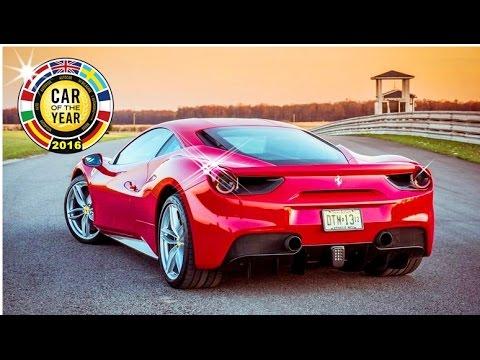 รถที่ยอดเยี่ยมที่สุดแห่งปี  2016 !?!!   Cars Of The Year 2016