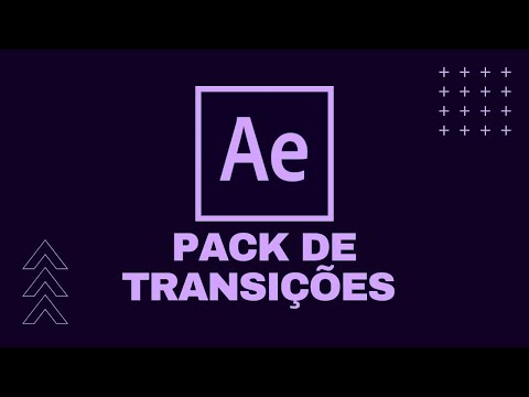 PACK COM 500 TRANSIÇÕES PARA AFTER EFFECTS