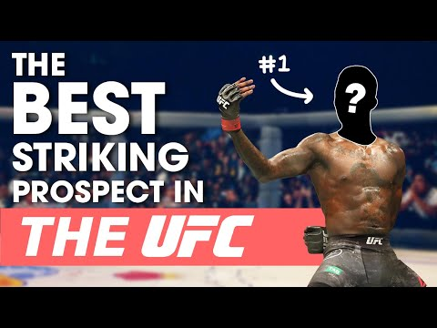 """The Best Striking Prospect in the UFC: Israel """"Style Bender"""" Adesanya"""