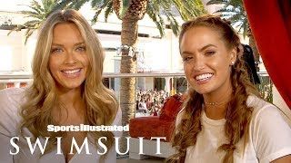 Camille Kostek & Haley Kalil On #SISwimSearch Win, Dreams Coming True | Sports Illustrated Swimsuit