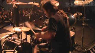 Cattle Decapitation - A Body Farm - Dave McGraw Slaughter by The Water 2011
