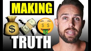 Truth About Making Money Online & Time Freedom