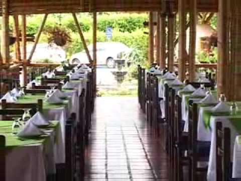 Eco Hotel Santa Barbara Circasia Quidio Colombia Youtube
