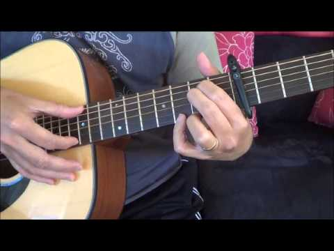 Guitar Tutorial: How To Play Anak By Freddie Aguilar