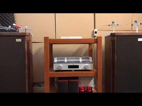 Tannoy Turnberry GR videos (Meet Gadget)