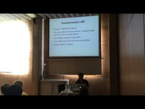 Drupal DevDays Barcelona 2012