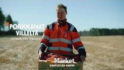 K-Market lähiruoan alkulähteiltä kotikeittiöön