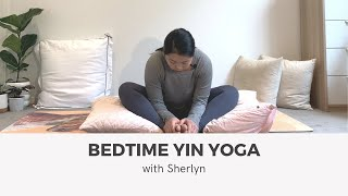 Bedtime Yin Yoga