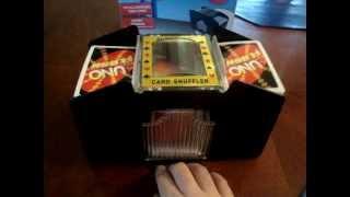 4 deck card shuffler