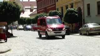 Alarmowy dojazd 303[D]64 SLRChem Mercedes Benz Sprinter 319 CDi - JRG 3 Wrocław