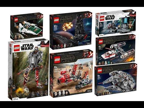 lego-star-wars-october-2019-sets-|-episode-ix-and-the-mandalorian-sets