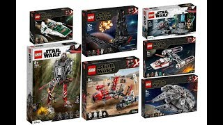 LEGO Star Wars October 2019 sets | Episode IX and the Mandalorian sets