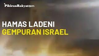 Ketegangan Kian Meningkat, Hamas Hujani Tel Aviv Dengan Roket, Nyatakan Siap Ladeni Israel