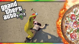 GTA 5 PC Funny Moments - Airport Madness! (GTA Online PC)