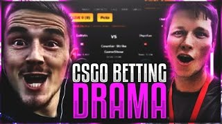 A Message to ProSyndicate and TmarTn (CSGO Lotto Scam)