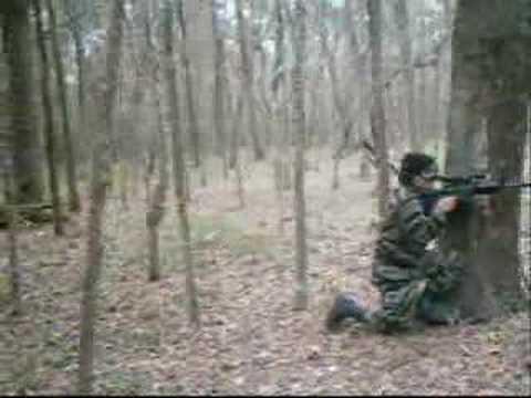 Rogue Airsoft Militia - Demo Video 001