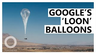 Google Launches Internet Balloons in Kenya