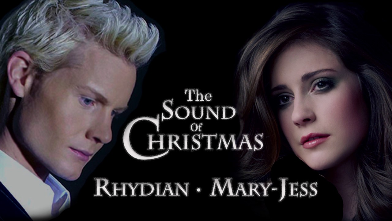 The Sound Of Christmas - Mary-Jess and Rhydian - YouTube