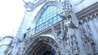 Eglise Saint Merri à Paris