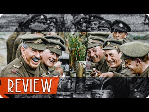 THEY SHALL NOT GROW OLD Kritik Review (2019) Doku