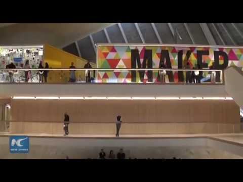 An exciting tour of London's new Design Museum