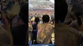 2018年8月1日 横浜アリーナでのライブ参戦.