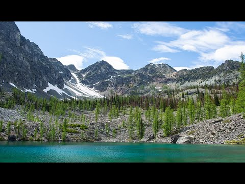 Backpacking Washington's Okanogan National Forest : Copper Glance Lake & Isabella Ridge
