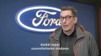 Virallinen Ford-huolto esittely: J. Rinta-Jouppi