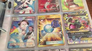 Showin' My Pokemon Cards