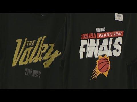 Suns sharing the fun, take 2-0 Finals lead