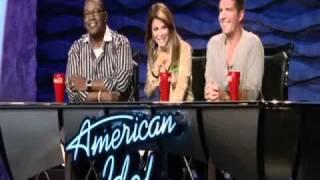 Simon, Paula and Randy perverted joke