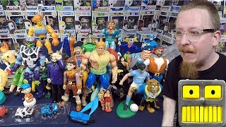 Mega Epic $1500 Toy & Action Figure Haul Star Wars Marvel Digimon Imaginext DC He Man Dragon Ball Z