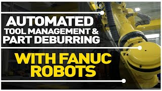 Automated Robotic Part Deburring, Courtesy of Reko Automation