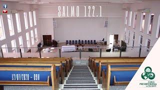 Reflexão: Salmo 122.1 - IPT