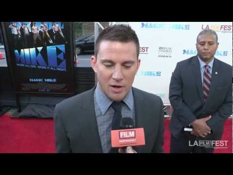 2012 LA Film Fest - Magic Mike World Premiere