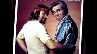 George Jones and Johnny Paycheck - Along Came Jones
