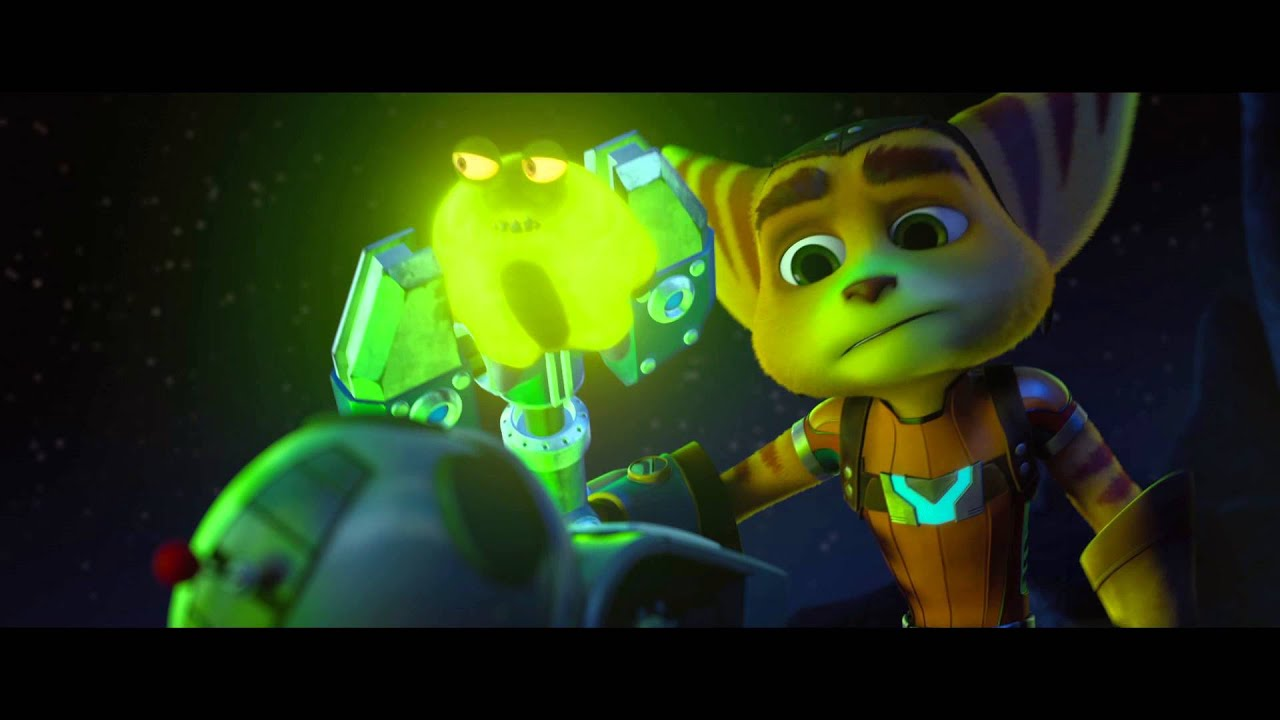 U Ratchet Video Ratchet & Clank (M...