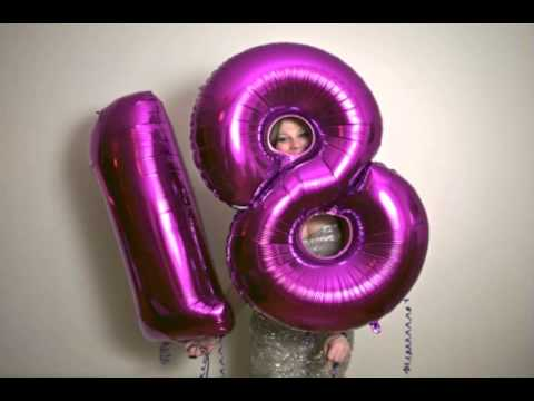 Best ideas for an 18th birthday party youtube for 18th birthday decoration ideas for girls