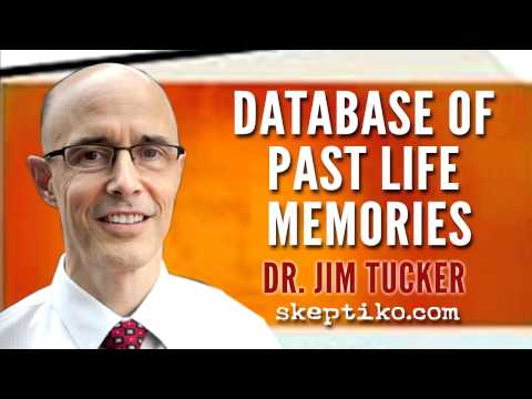 Jim Tucker Interview by Alex Tsakiris on Skeptiko #239