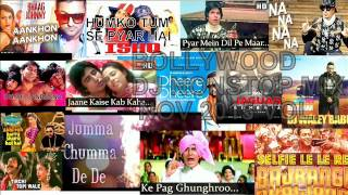 Hindi remix song 2015  NOV /Bollywood Nonstop Dance Party DJ VOL. 1
