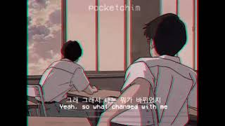 Baixar Agust D - 28 (feat. NiiHWA) (점점 어른이 되나봐 (feat. 니화)) retro anime lyric mv edit