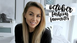 Most Worn Items: October | Fashion Favourites | CopperGardenx