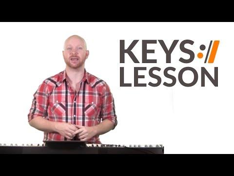 Sing Sing Sing - Chris Tomlin // Keys Tutorial