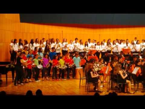 Malaika-Gala Benéfica Víctor Villegas Conservatorio Profesional de Música de Murcia