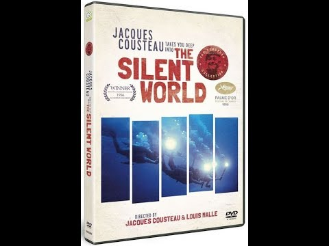 The Silent World: Jacques Cousteau 1956